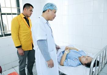 Mổ cấp cứu tại nhà trong đêm, cứu sống bệnh nhân nguy kịch