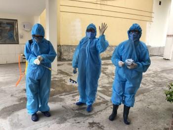 Vai trò kiểm soát nhiễm khuẩn trong bệnh viện phụ sản Thái Bình